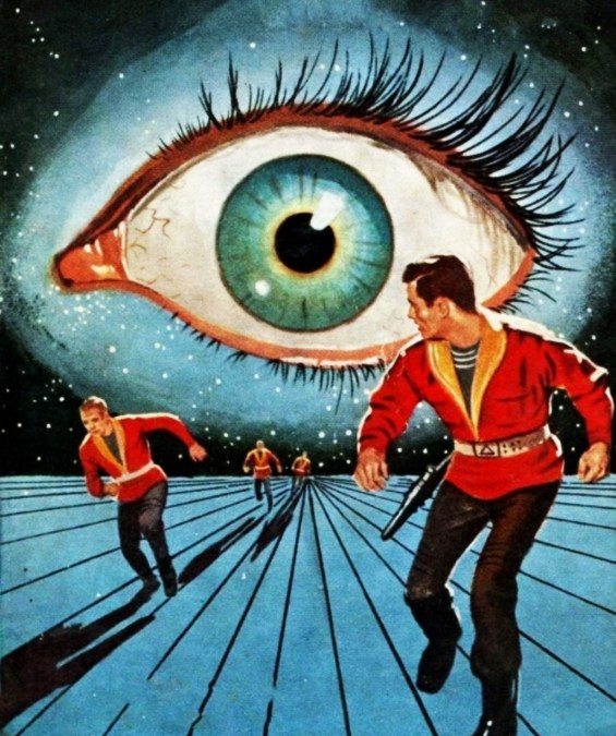 SFF Audio Episode: Philip K Dick's EYE IN THE SKY