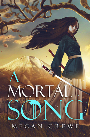 New Release! A Mortal Song by Megan Crewe