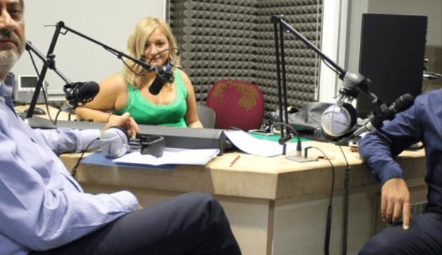 MaRITeC-X integral part of the future Blue education research & innovation for Cyprus: Radio interview at Cut-Radio 95,2