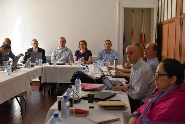 MaRITeC-X partners establishing the project's science & innovation vision for 2030
