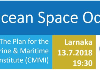Join our Ocean Space Odyssey: Presenting the Cyprus Marine & Maritime Institute – CMMI