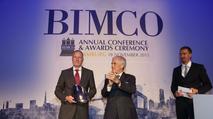BIMCO Awards Recognize Outstanding Migrant Rescues