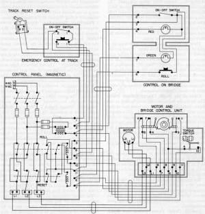 Hydraulic Lift: Hydraulic Lift Wiring Diagram