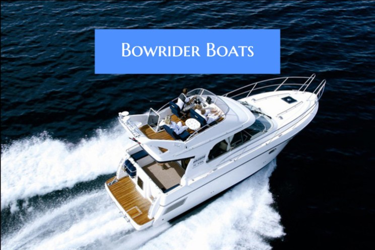 Bowrider Boats