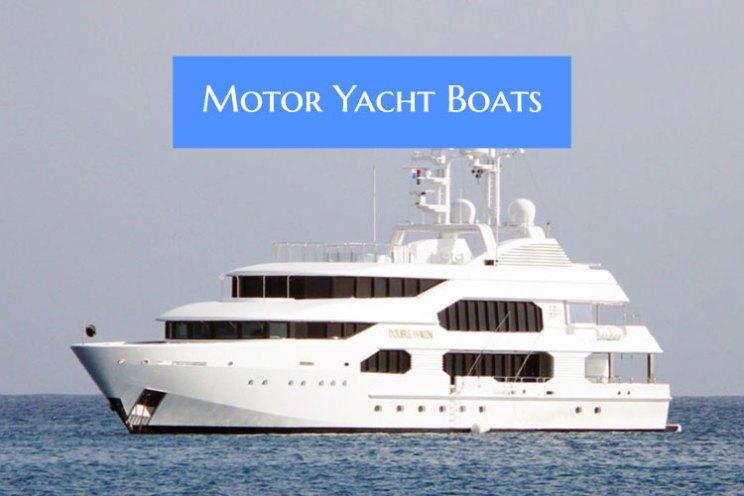 Motor Yacht Boats