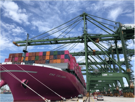 Ocean Network Express And PSA Launch Joint-Venture Container Terminal In Singapore 1