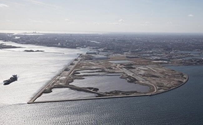 Denmark's Most Modern Container Port Under Construction 1