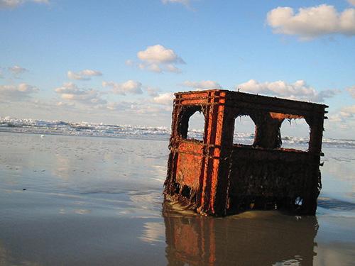 Flotsam Debris