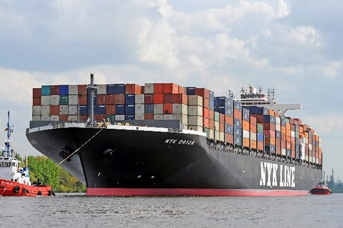 NYK Recognized As Top Shipping Lines In Port Of Long Beach's Green Flag Program 1