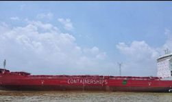 Containerships Announced Second LNG-Powered Ship 'the CONTAINERSHIPS POLAR'