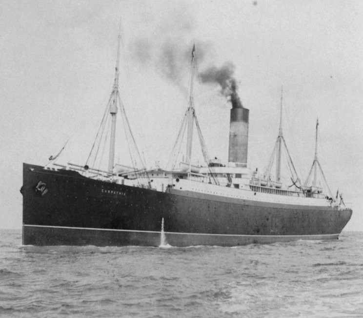 In Memory of RMS Carpathia (1903 - 1918) (2/2)