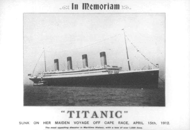 Maritimequest Titanic 1912 Postcards Page 3