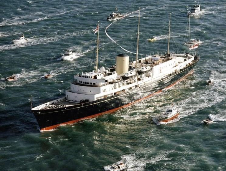MaritimeQuest HMY Britannia Page 3