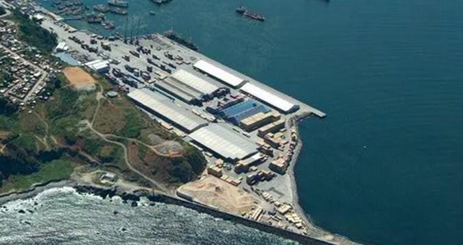 Exportaciones de la VIII región retroceden después de tres meses de crecimiento