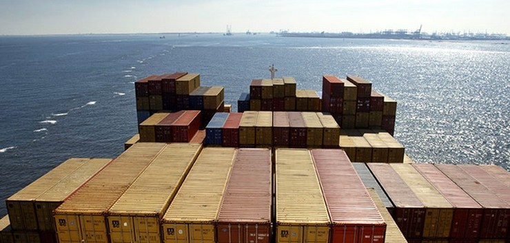 La capacidad de las grandes navieras repunta un 13% en 2017