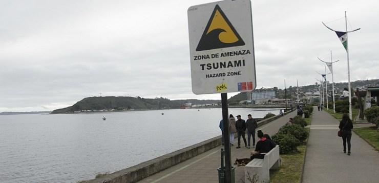Sistema de alerta de maremotos tiene plan para instalar sensores a cinco mil metros de profundidad en el mar
