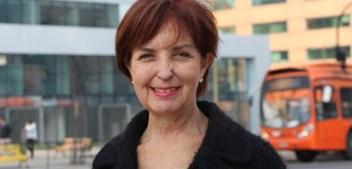Gloria Hutt, la ex subsecretaria que asumirá la conducción en Transportes