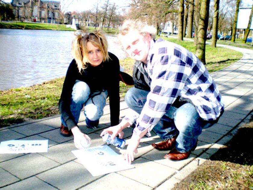 Met Voeten Getreden/Mark & Marit