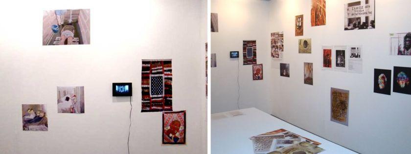Buitenlandse Kunstenaars o.a. Sophie Sanders Paul mc Cormick Mad For Real Paul Clay, ATYL, Maria Sevastaki, Madeleine Strindberg