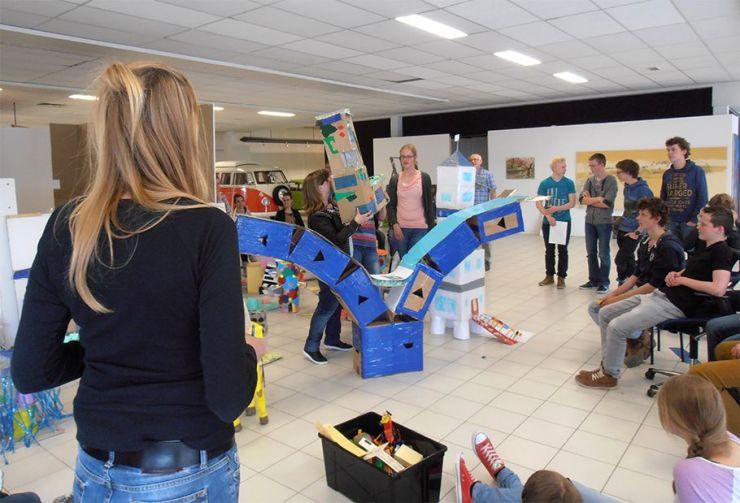 Start project met het Greydanus S.G, Zwolle op speciale locatie: Russenweg 8.