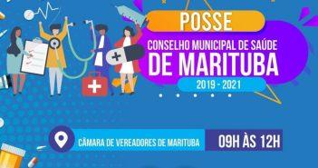 Posse Solene do Conselho Municipal de Saúde de Marituba