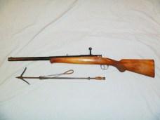 HVA Harpoon rifle