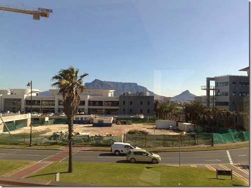 Cape Town Office Move - 1st floor view