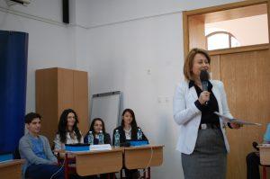 Poza Liceul European al Anului