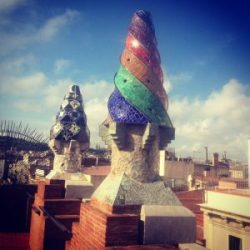 Magia lui Guell