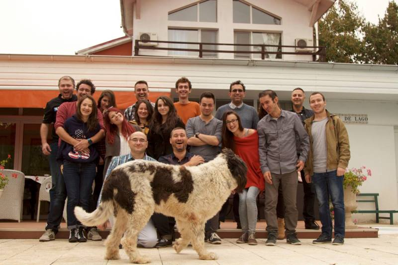 Kooperativa Teambuilding anul blogosferic 2015