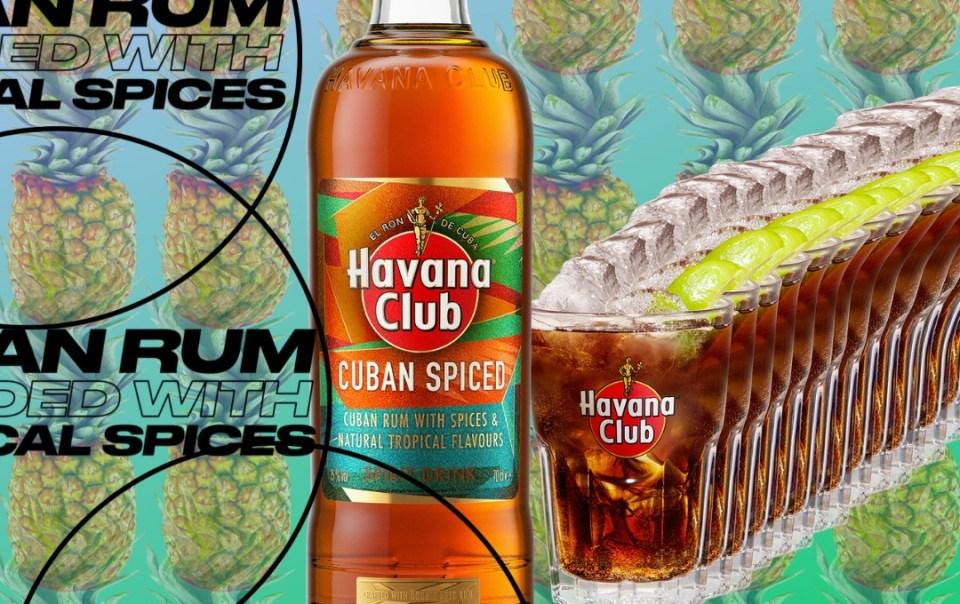 Cuba Havana Club Cuban Spiced