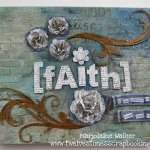 Faith Mixed Media Canvas