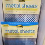 MD Metal Sheets with Gina's Designs