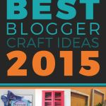 The Best Blogger Craft Ideas 2015 ebook