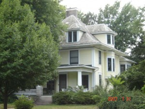 Home of Marjorie Barstow, Master Alexander Technique Teacher