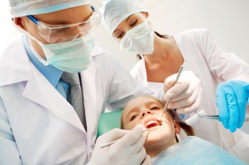 dental pediatric sedation : who is administering anesthesia