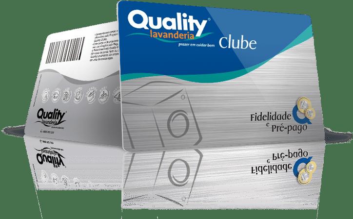 Cartão Fidelidade Quality