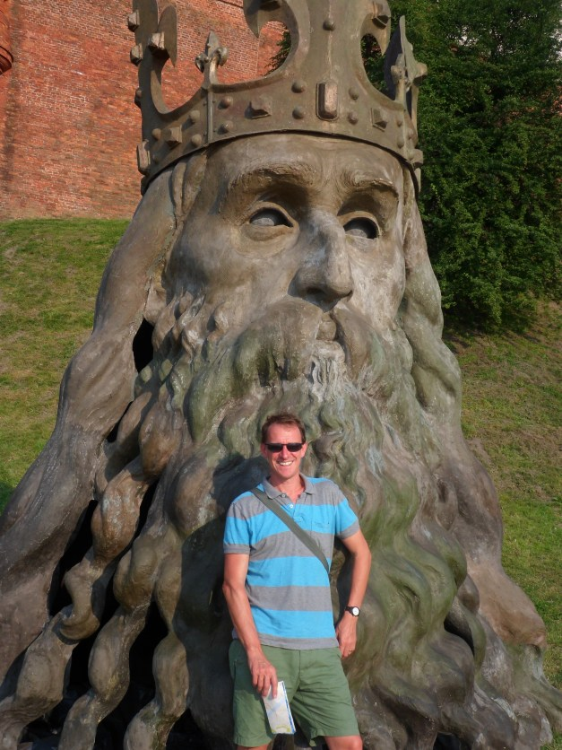 Me and King Casimir III the Great