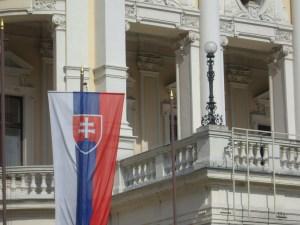 Slovakian colors