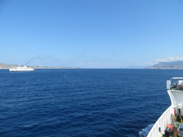 The Strait of Messina