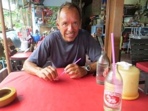 Jim's birthday lunch, Ko Samet