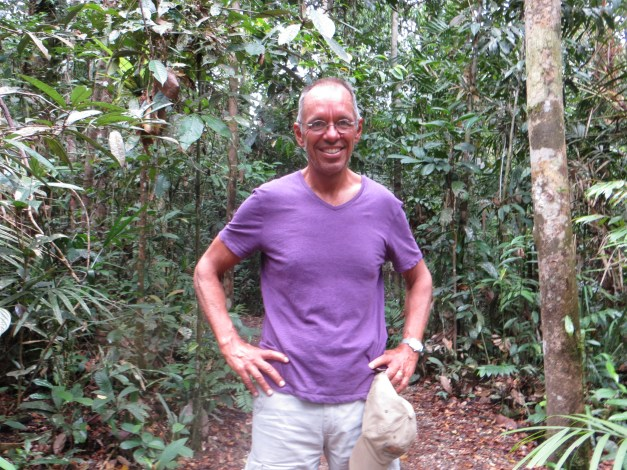 This is what you call a Jungle Jim...