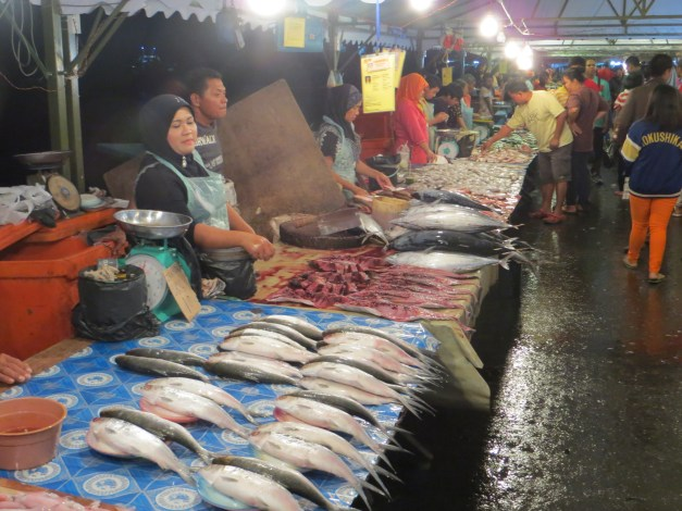 Kota Kinabalu has the kind of market that we couldn't find with Lidd in peninsular Malaysia