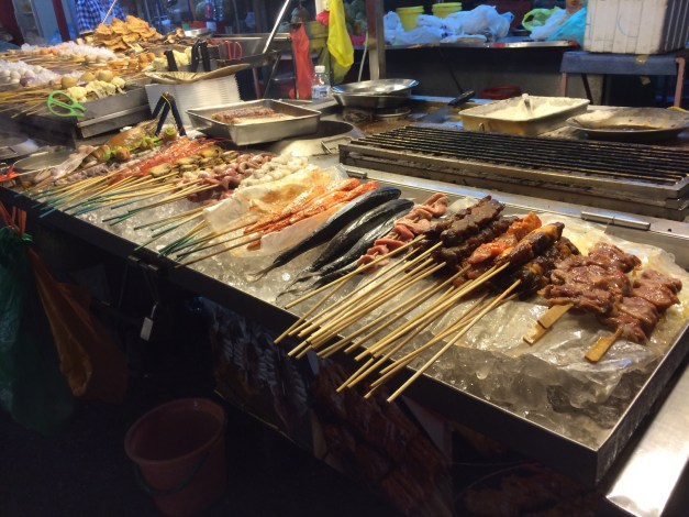 ...and more street food