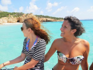 Amandine and Sabrina are Parisians living in Barcelona