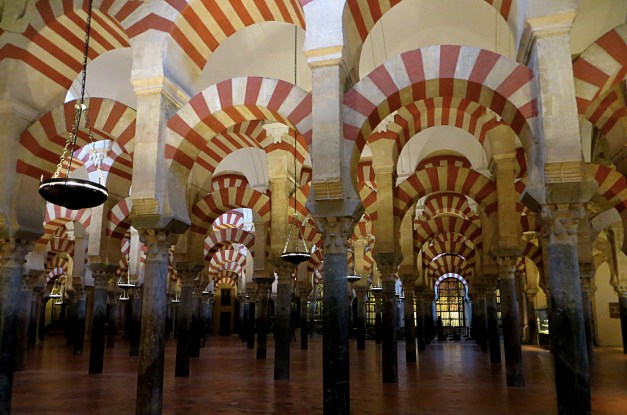And just in case I didn't post enough pictures of the Mezquita here's one more