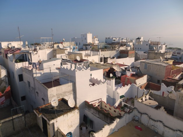 Another morning view of Tangier