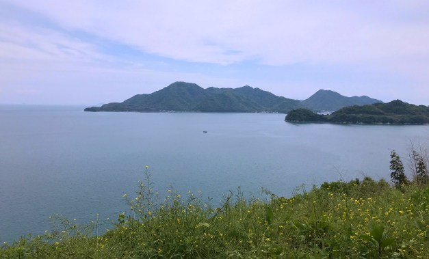 A view of the Seto Inland Sea