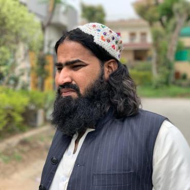 Hazrat Shiekh Mufti Syed Ibraheem Hashmi Naqshbandi Shazli (DB)