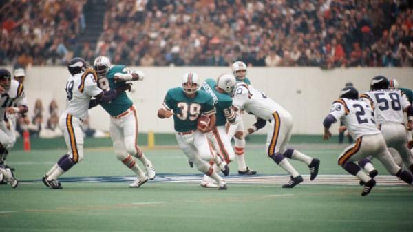 SUPER BOWL VIII – Houston 1974 – MARK BOWMAN IMAGES